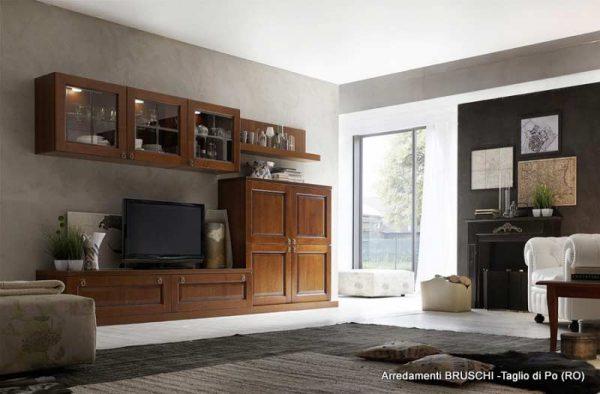 soggiorno classico asolana