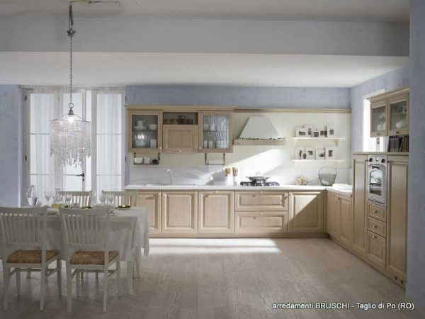 Cucina Classica Gertrud 8