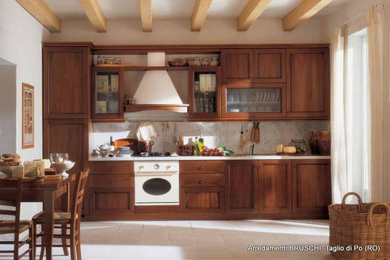 Cucina Classica Gunilla - Arredamenti Bruschi