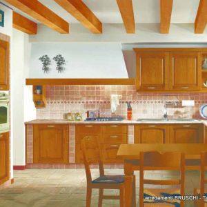 Cucina Classica America 1