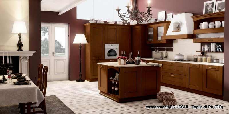 Cucina Classica Arredamento.Cucina Classica Aina