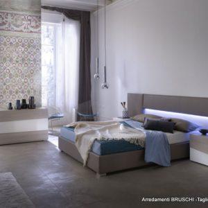letto moderno plain soft