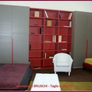 outlet armadio libreria