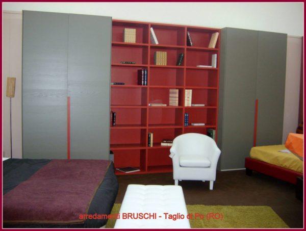 outlet armadio libreria
