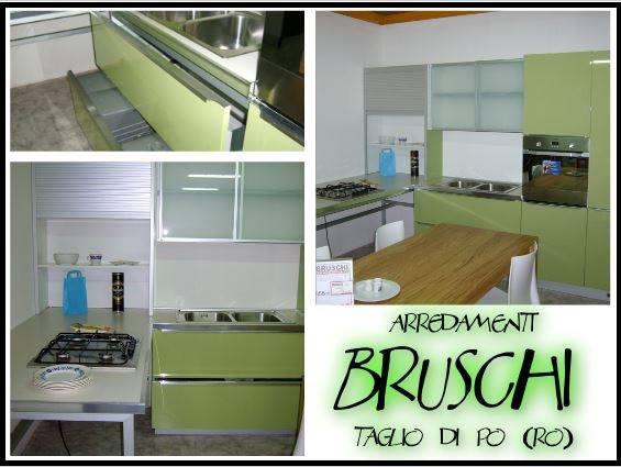 outlet cucina verde pistacchio