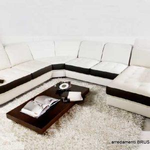 salotto moderno cricchetto ad angolo
