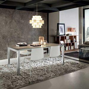 tavolo moderno luca 1