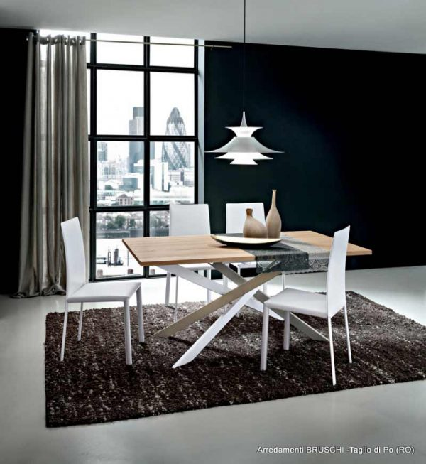 tavolo moderno renzo 3