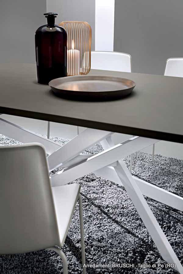 tavolo moderno renzo 4