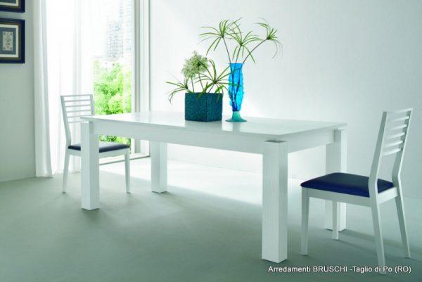 tavolo moderno seta
